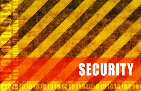 Security Abstract Background Warning Red as Alert photo