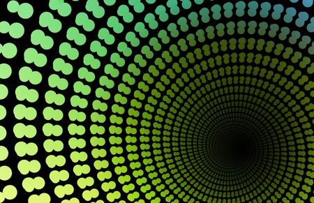tunnel vision: Focus Tunnel Vision Objective as a Background