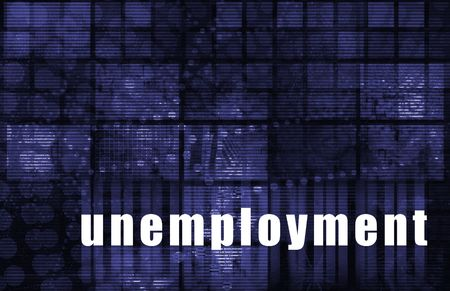 unemployment rate: Unemployment Rates Abstract Background as a Art