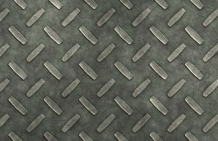 metal textures: Metal Diamond Ridge Plates as a Background