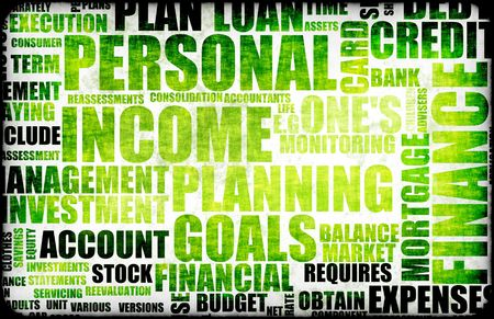 loans: Personal Income Spending Tax Check List Abstract