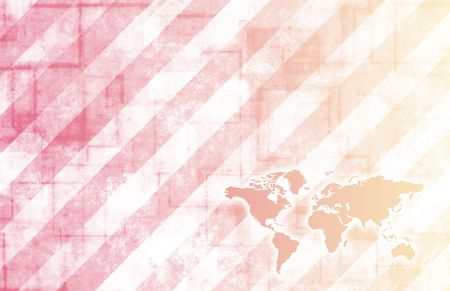 A Global Business Abstract Background Art Texture Stock Photo - 4968943