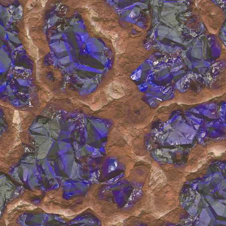 discovered: Sapphire Stones Discovered Inside a Mine Quarry