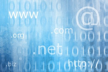 url web: Web Abstract Background in Colors and White
