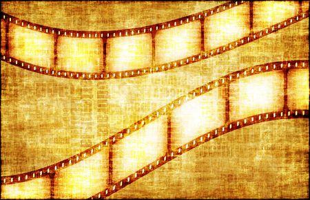 negatives: Retro Grunge Background With Old Photo Negatives