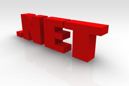 url: .net or Dot Net Website Url Symbol