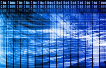 data base: Blue Data Research and Development As Art