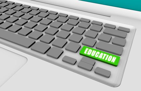 hassle: Easy Education with a Green Keyboard Button