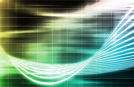 streaks of light: A Ray of Light Beams Streaks Art Background Stock Photo