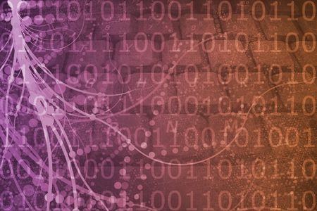 A Biotech Futuristic Alien Background Pattern Texture Stock Photo - 5473339