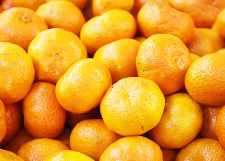Oranges In a Box Crate Whole Background Stock Photo - 5604258