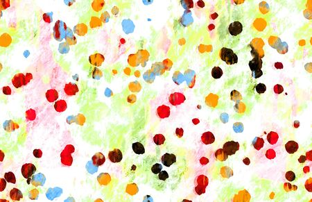Grunge Paint Splatter As Art Painted Background Stock Photo - 5627262