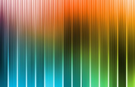 Colorful Data Network Internet Tech Abstract Art photo