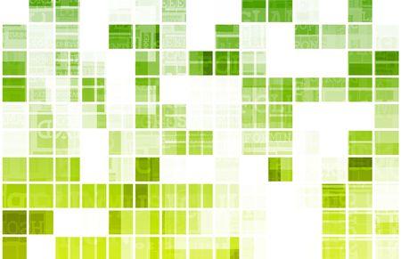 Digital Abstract Data Media As a Art Stock Photo - 5685673