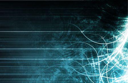 interconnected: Presentaci�n de antecedentes para la tecnolog�a como un arte