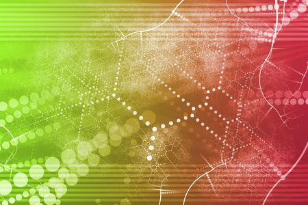 themed: A Technology Industrial Network Abstract Background Wallpaper