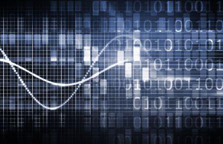 recursos financieros: Tecnolog�a de abstract de negocio como un arte de fondo