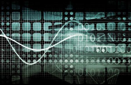monitoreo: Concepto de Internet de seguridad cibern�tica como un fondo Foto de archivo