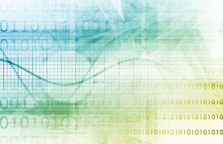 information highway: Digital Background Internet Concept as a Art