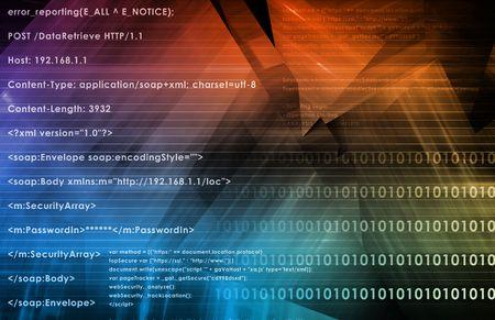web application: Web Application Logic su Internet come sfondo