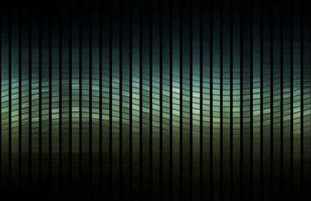 rout: Modern Technology Code Illustration Lines as Art