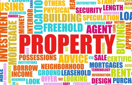 Buying Property in a Real Estate Market photo