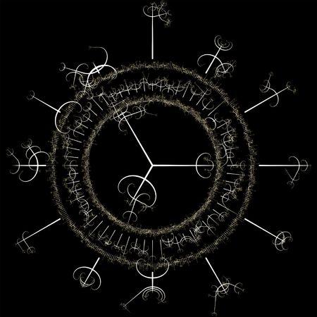 Sorcellerie interdit les versets du sort des Arts Dark