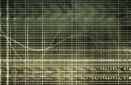 presentational: Digital Background Internet Concept as a Art