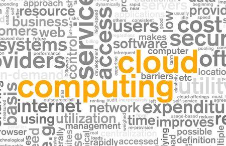 クラウド ・ コンピューティング技術コンセプト、抽象として