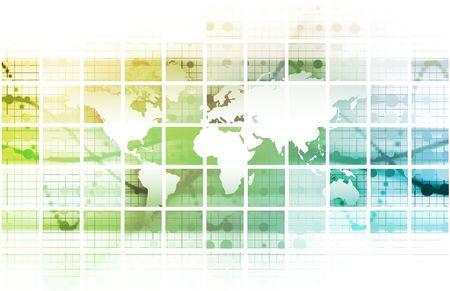 conferentie: Wereldwijde conferentie wereld als een abstract achtergrond Stockfoto