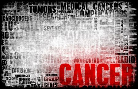 cancerous: Cancer Medical Illness Disease as Concept Art