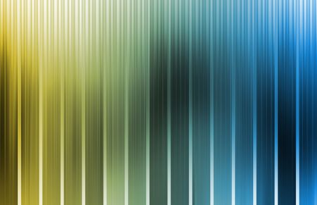 An Energy Spectrum With Data Grid Lines Stock Photo - 6138188