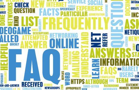 chiesto: FAQ o Art Online domande frequenti