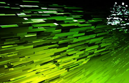 A Multimedia Technology Data as Art Background Stock Photo - 6163686