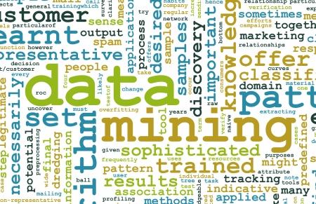 Data Mining Technology Strategy as a Concept photo