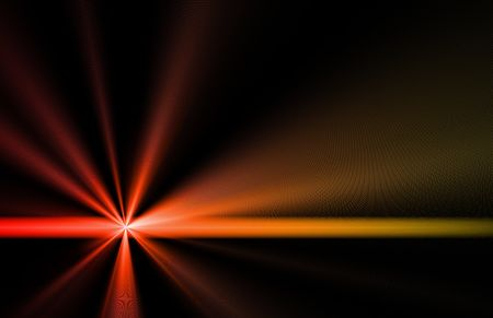 implosion: Energy Sun Solar Flare as a Abstract Background Stock Photo