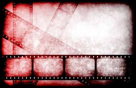 Movie Industry Highlight Reels as a Abstract photo