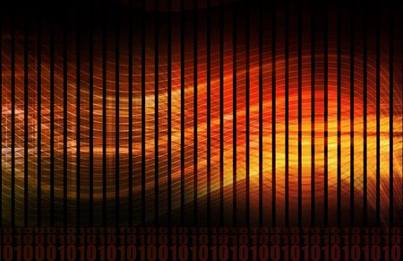 Firewall Network for Data on the Internet Stock Photo - 6279787