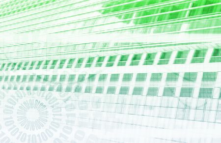 A Virus Medical Science Futuristic Technology Art