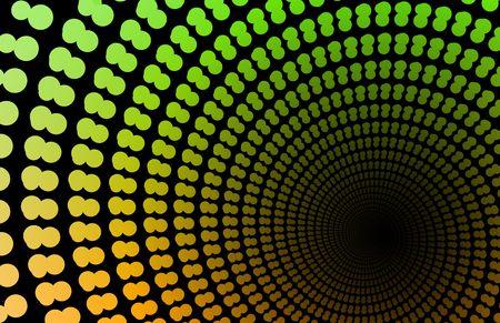 Alien Abstract Portal Background Texture in Swirls photo