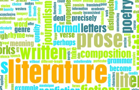 literatures: Literature Modern Education Background as a Art