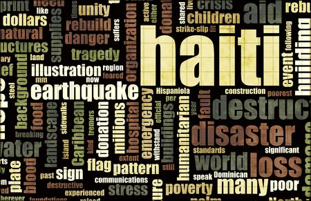 disaster relief: Haiti Earthquake Crisis Disaster as a Concept