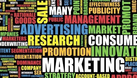 Marketing Research and Plan of a Product Stock Photo - 6441077