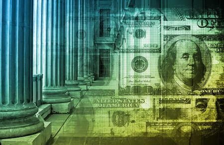 registros contables: Banca en l�nea de fondo de concepto como un resumen