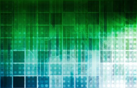 Internet World Wide Web Abstract Tech Background Stock Photo - 6465889