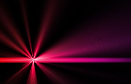 laser: Ray of Light Beams Streaks Art Background Stock Photo