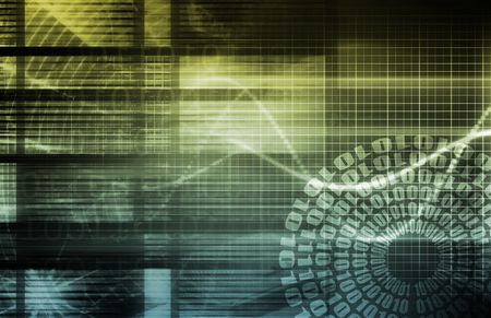 Security Network Data of the World Background Stock Photo - 6521523