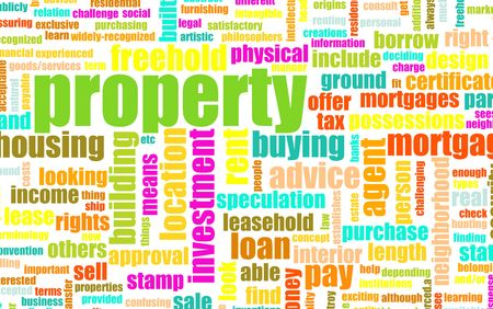 terminology: Buying Property in a Real Estate Market