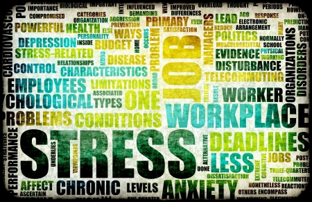 release: Work Stress in the Workplace as Concept