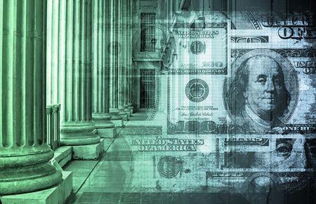 Boekhouding en Financiën Law Concept als een kunst